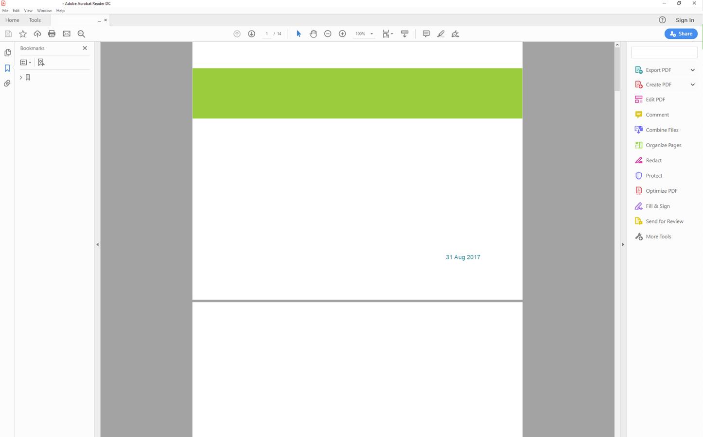 Adobe manual